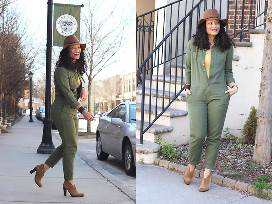 Johnnalynn Lynch -  - The Utility Jumpsuit