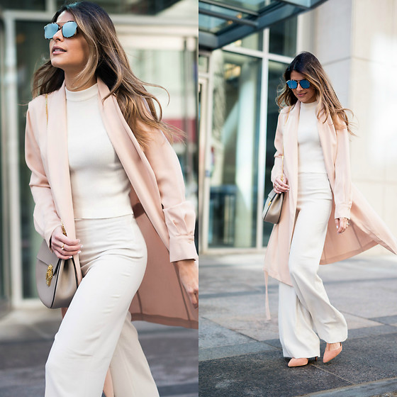 Pam Hetlinger -  - The Perfect Blush Trench