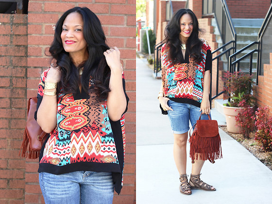 Johnnalynn Lynch -  - Fun Tops and Fringe