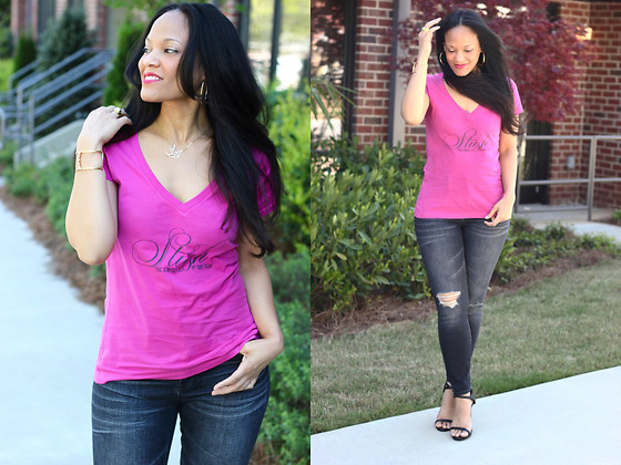 Johnnalynn Lynch -  - The Stush Patois T-Shirt