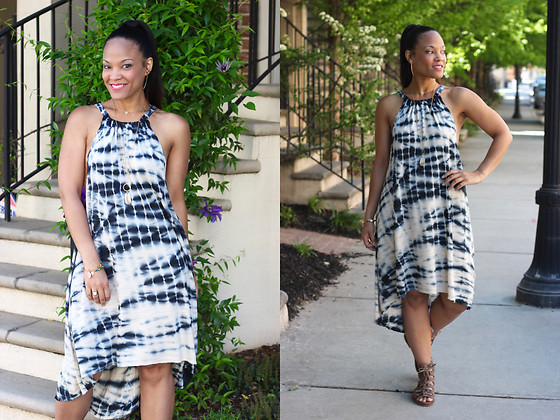 Johnnalynn Lynch -  - Tie-Dye Dress