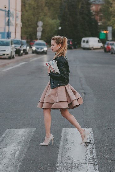 Juliette Jakubowska -  - Fashion Week outfit