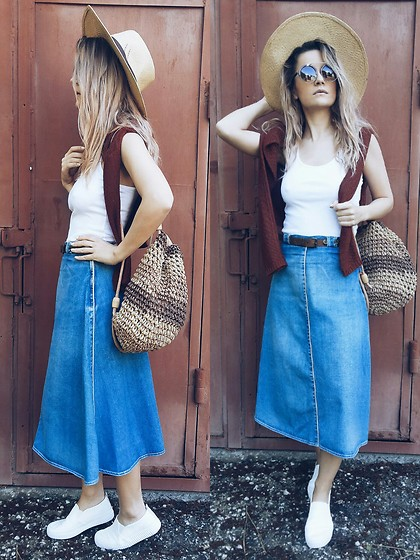 Cristina Tabun -  - I love denim <3