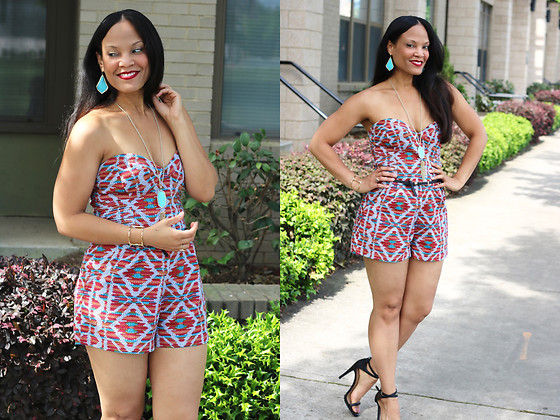 Johnnalynn Lynch -  - Tribal Romper