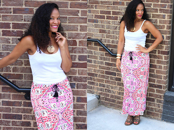 Johnnalynn Lynch -  - Summer Maxi Skirt