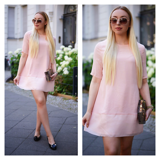 Vanessa Kandzia -  - CHIC SUMMER DRESS WITH BALLET FLATS