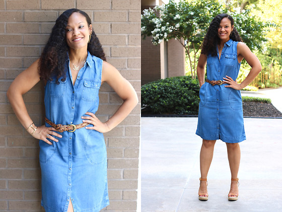 Johnnalynn Lynch -  - Summer Chambray + J. Jill