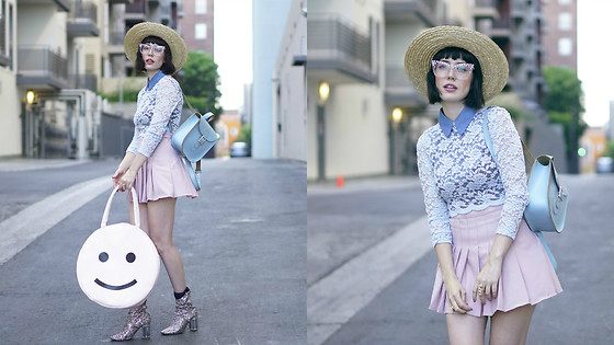 Amy Roiland - Bando Bag, Inu Skirt - Smile SMILE SMILE