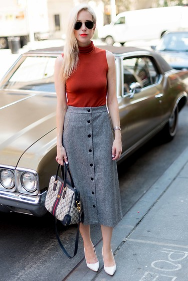 Yael Steren -  - Fall Color Trend: Rust