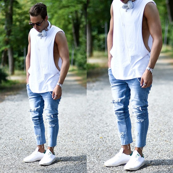 Lukas L. -  - Hot Summer Day Outfit #2