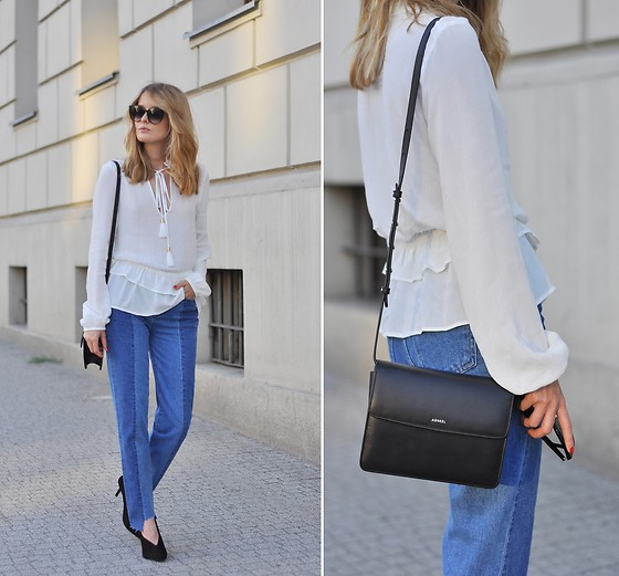 PATINESS - Instagram, Blog, Bloglovin - Vetements-inspired jeans
