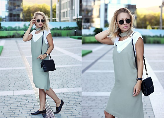 Emilia Błaszczyk - Delphine Dress, Zara Shoes - #OOTD