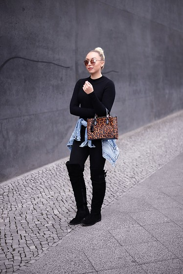 Vanessa Kandzia - Asos Over The Knee Boots - WHY YOU NEED FLAT OVER-THE-KNEE BOOTS