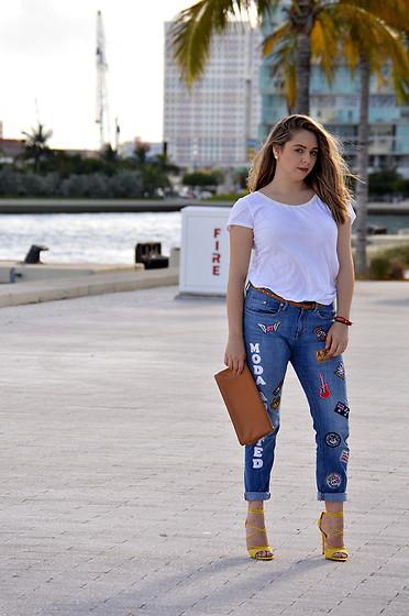 Milex X Zaful T Shirt Yru Platforms Angel Side Lookbook