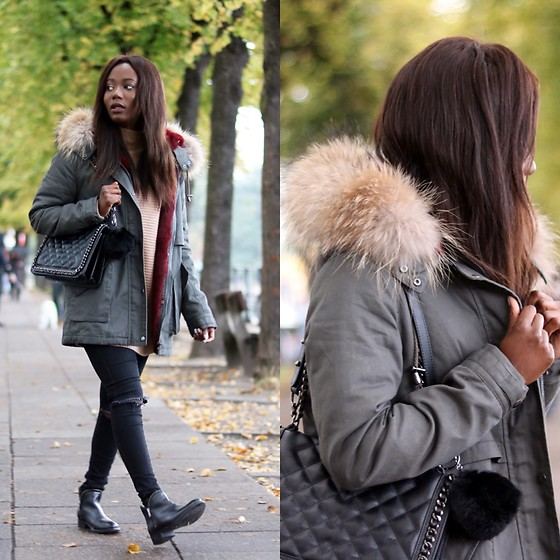 Emma Brown -  - Perfect Parka