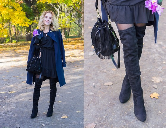 Maria Pokrovskaya -  - OVER THE KNEE BOOTS