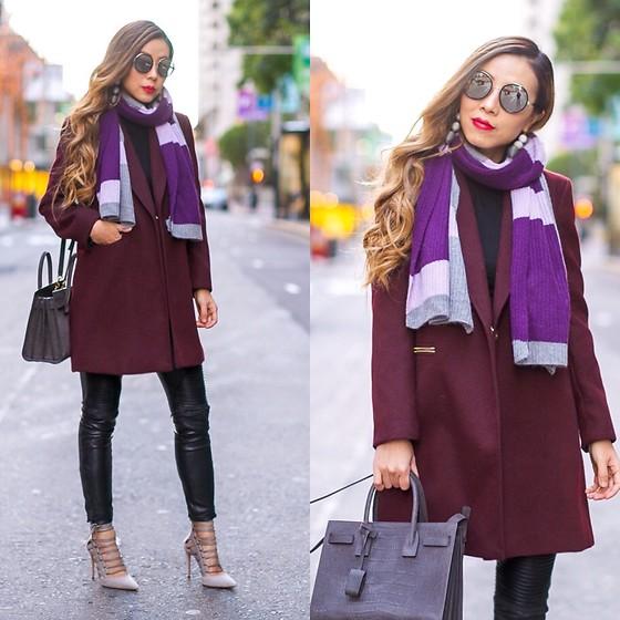 Marianela Yanes Ray Ban Sunglasses Zara Jersey Guess