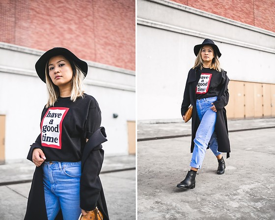 Carla Florendo - Bershka Jeans - Have a good time!