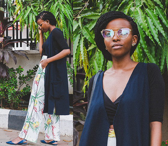 Oroma Roxella Rukevwe -  - FASHPA POP UP SHOP.