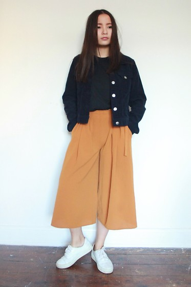 Yuhan Zhang - Forever 21 Jacket, Mango Trouser, Other&Stories Shoes, Cos Shirt - Colorful season