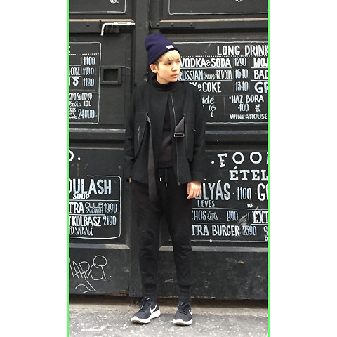 Kai Chi Lao - Cos Jacket。 - #green #cos #cosstores #Zaful #Zafuleaster #Eastersale。