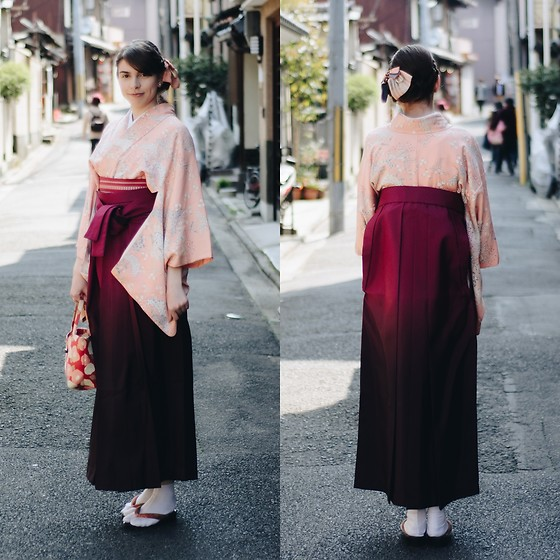 Ana B -  - Hakama for a day