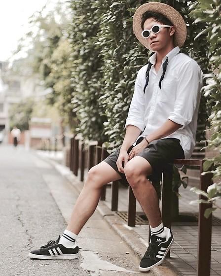 Leo Chan Prada Teddy Sunglasses Allen Edmonds Tassel