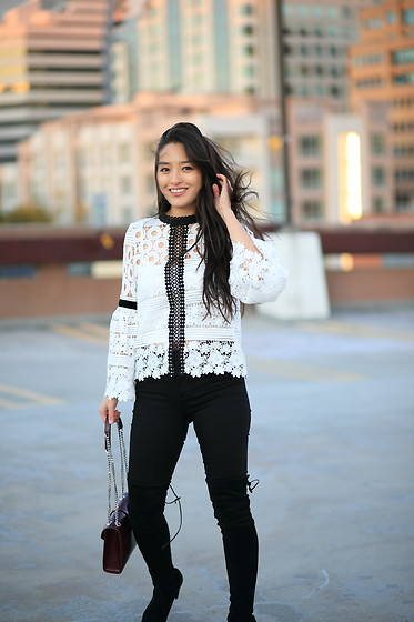 Kimberly Kong -  - Is it Alexis? The Designer-Inspired Blouse You Need