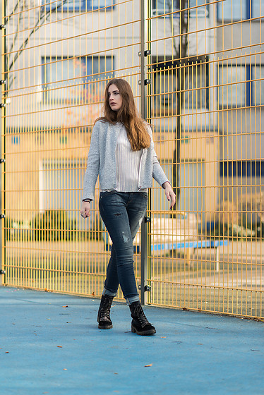 Andrea Funk / andysparkles.de - Street One Jeans - Casual Denim Look