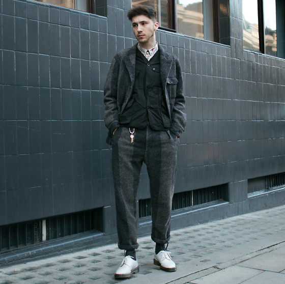 David Whitfield -  - 8 years on Lookbook, and they've never supported my page :-)