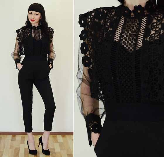 Kary Read♥ - Jumpsuit - Shein♥
