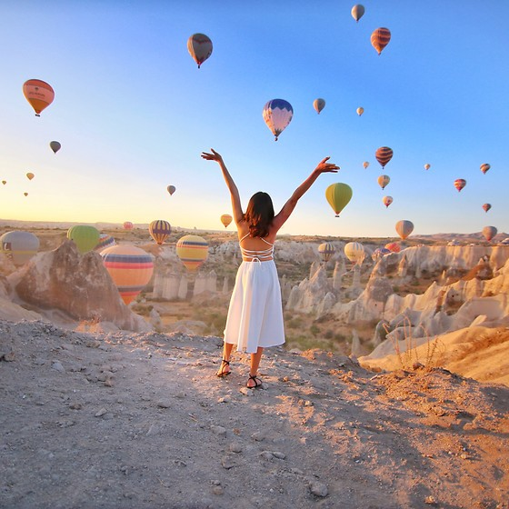 Jessica -  - Hot Air Balloons