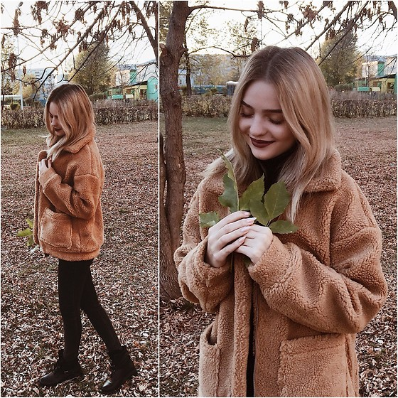 Elena N -  - Artificial fur coat