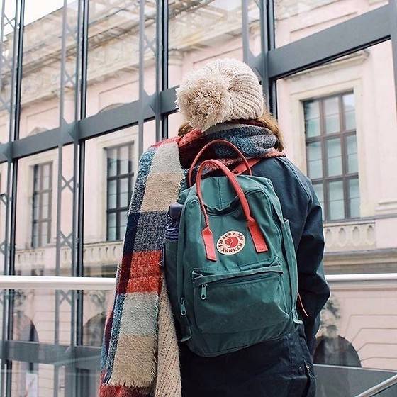 outlet unique design sports shoes Johana - Kanken Backpack - A winter in London enjoying my ...