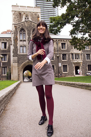 Carolina Pinglo -  - Burgundy Cardigan