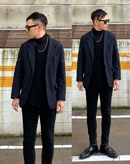 ★masaki★ - Komakino Jacket, Bershka Jeans, Dr. Martens Loafers - What a Lovey Day