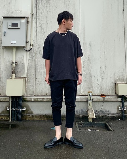 ★masaki★ - Vitaly Ballchain Necklace, Dr. Martens Loafers - What a Lovely Day