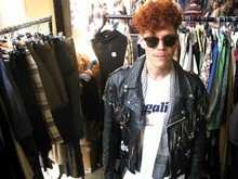 Vazquez Joe - Vintage Shop, Try It On! - BricklANE