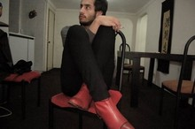 Jero Zapata - Jerozapata Red Boots - '66 Style Red Boots