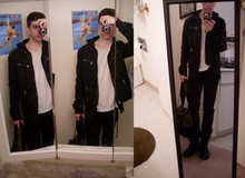 Evan . - Wings + Horns, Maison Martin Margiela, Rittenhouse, Chain, Cheap Monday, Drkshdw, Cloak Bag - Land of the lost