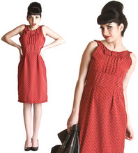 MISS MARS CLOTHING - Miss Mars New Collection Silvia Pinal In Red - A change is gonna come!