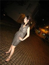 Gracie Moi - My Room, Far East Plaza Zippy Dress, Strap Heels - Is there a hill at duxton
