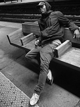 LYNX SUPREME® - Y3 Y3's, Raf Simons, Maison Martin Margiela, Polo Blecker St Winners =) - Waiting For the Train......