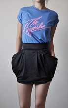 MISS MARS CLOTHING - Miss Mars Mc Galactic Skirt, The Keyishe Tshirt - The keyishe 2.