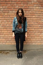 Julia Johanna - Cheap Monday Jeans, Second Hand Jacket - Xvii