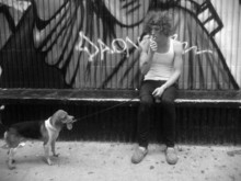 Adam Kautz -  - Dog day afternoon.