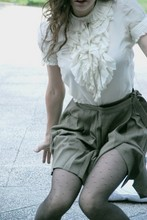 Stehf Marti - Shirt, Skirt - Take me on the floor lalala