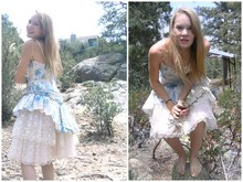 Madylynn A. - My Cousins 80s Loralie Prom Dress - Jack dear, ive never felt so free!