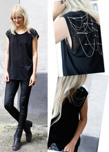Marie Hindkær Wolthers - Surface To Air Leggings, Made It Myself T Shirt - Chain gang of love