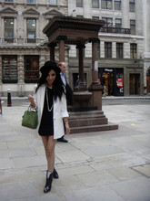 Tao Tao - Asos Hat, Zara Jacket, Chole Shoes, Lindy Bag - See u! my dear